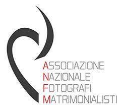 Logo associazione nazionale fotografi matrimonialisti