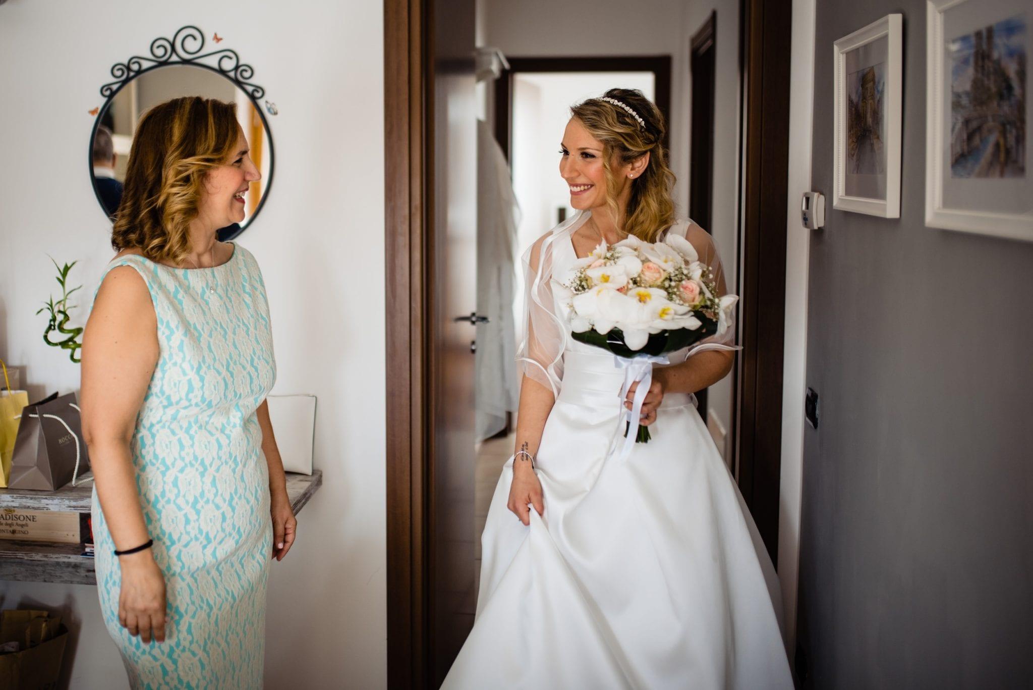 Fotografo Matrimonio Varese saronno Preparazione Sposa